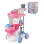 Количка за почистване Polesie Toys