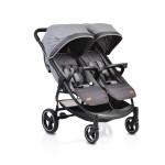 Комбинирана детска количка за близнаци Rome Moni