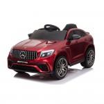 Акумулаторен джип Mercedes GLC 63 S AMG металик - QLS-5688