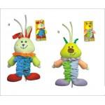 Бебешка плюшена играчка Pull - string - 81183