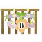 Плюшена играчка за легло Spring time - 81237
