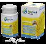 Пробиотик ProLact Relax+ за намаляване на тревожността, 60 капсули