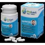 Пробиотик ProLact Hercules+ за стимулиране на растежа на косата при мъже, 60 капсули