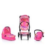 Комбинирана количка за кукли Venera, Moni