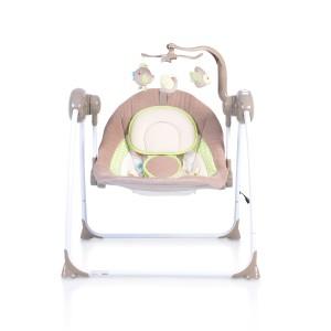 Марка: Cangaroo Електрическа люлка Baby Swing+