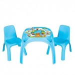 Маса King с 2 стола